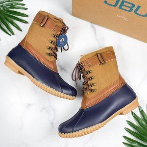 NIB JBU Jambu Calgary Vegan Duck Boots 9M